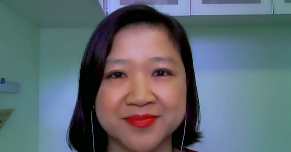Asian small business owner talks about the challenges she faces on economic road to recovery