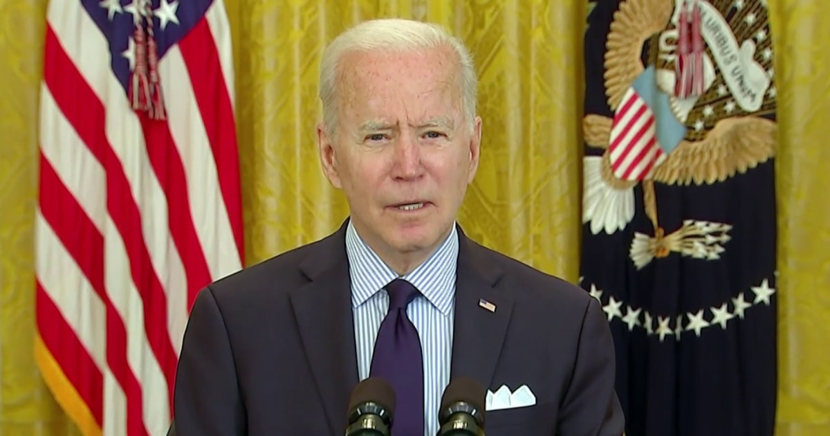 Biden argues dismal jobs report shows need for more investment