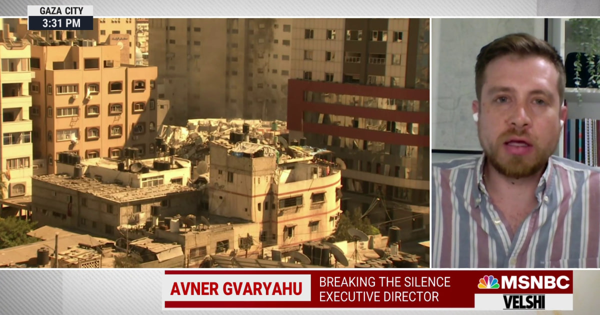 """Fmr. IDF soldier: Gaza is a """"Man-made crisis...We have to rethink the way we've been operating"""""""