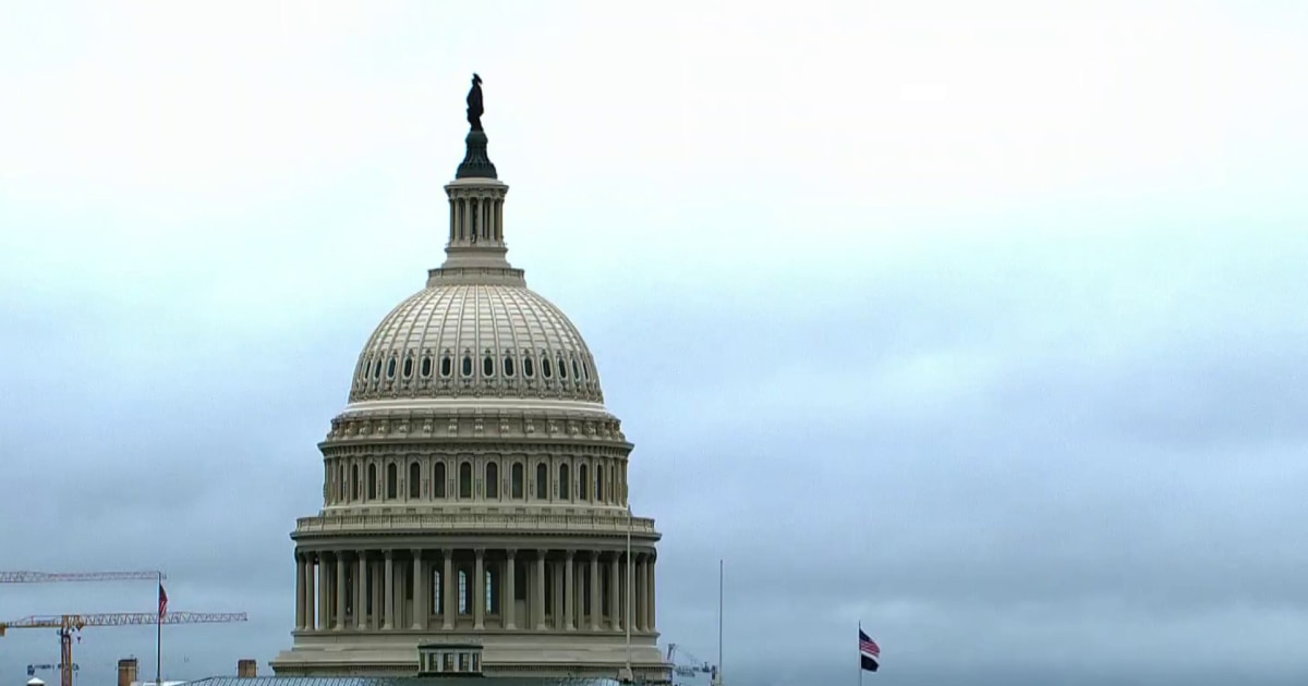 Voting rights facing 'exceedingly narrow' path in Congress