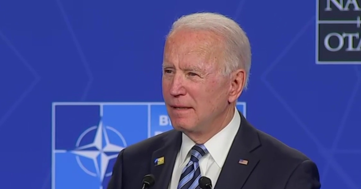 Biden says U.S. 'will respond if Russia continues its harmful activities'
