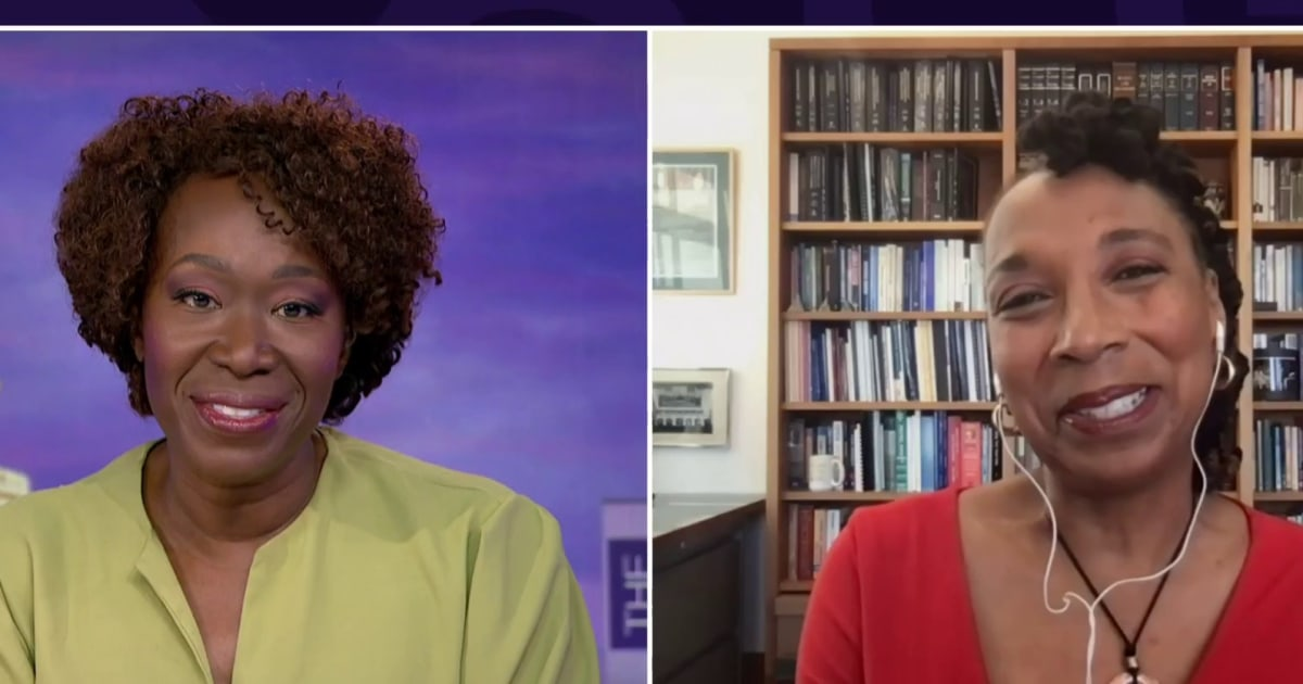 Creator of term 'Critical Race Theory' Kimberlé Crenshaw explains what it really is