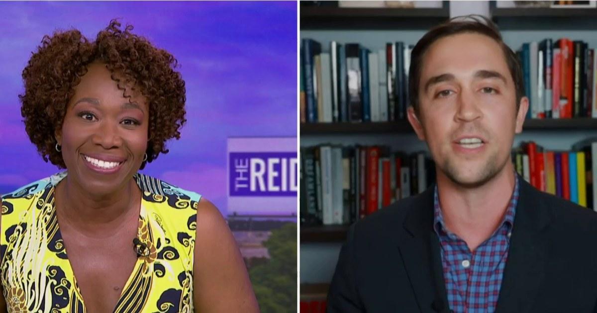 Critical Race Theory critic debates Joy Reid on misunderstood area of legal scholarship