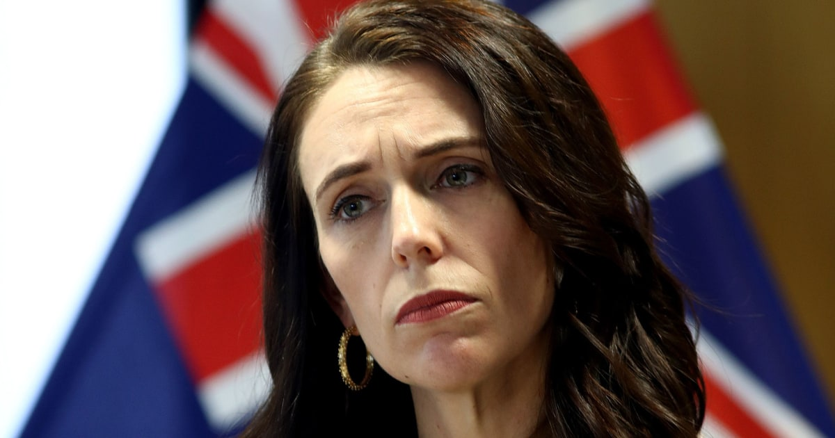 2019 Christchurch shootings 'very raw event for New Zealand': Ardern