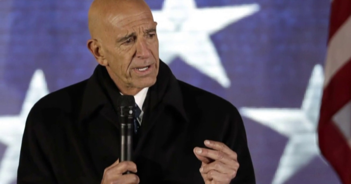 Tom Barrack indictment: 'Was foreign policy for sale throughout the Trump administration?'