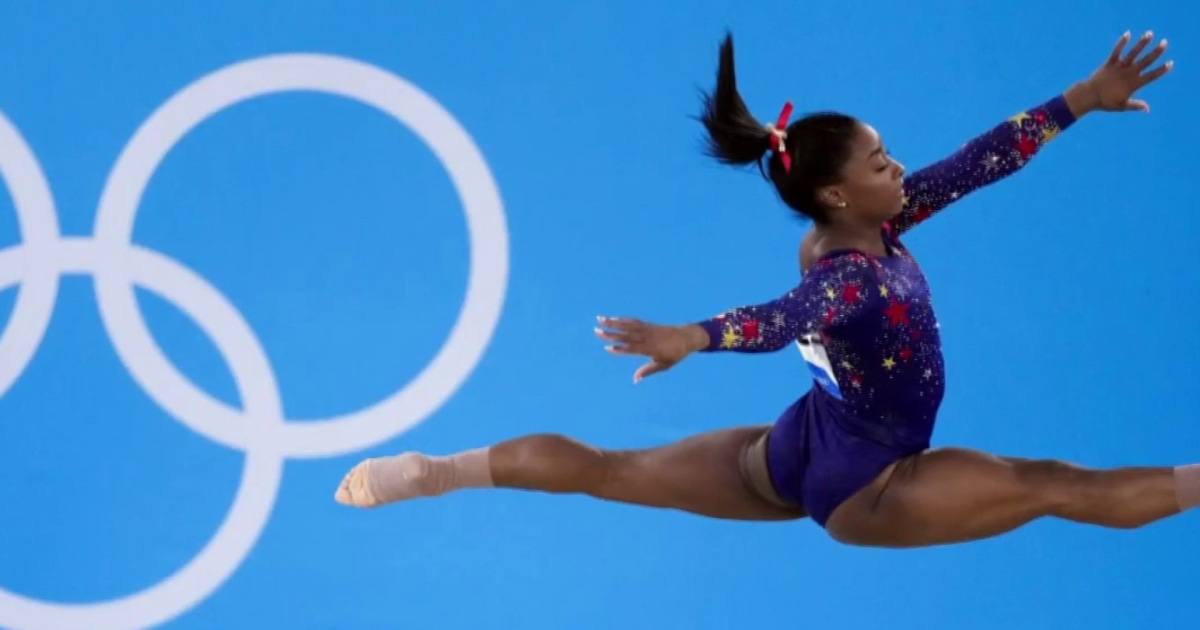 Olympic champion Simone Biles withdraws from gymnastics final due to medical issue