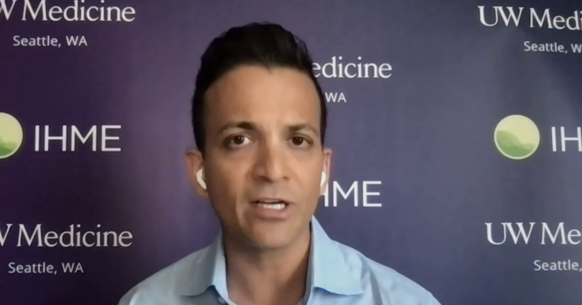 Dr. Gupta: 'We've underestimated the willingness of the unvaccinated to get vaccinated'