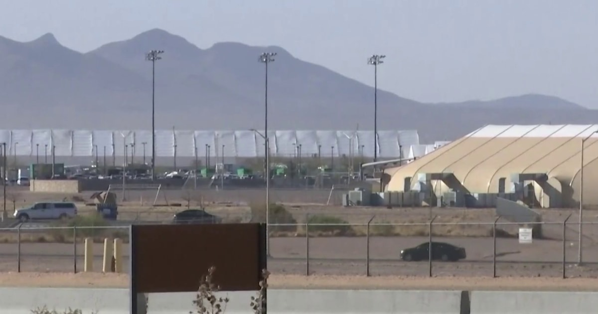 """Exclusive: Whistleblower says Fort Bliss migrant facility felt like a """"prison"""" for kids"""