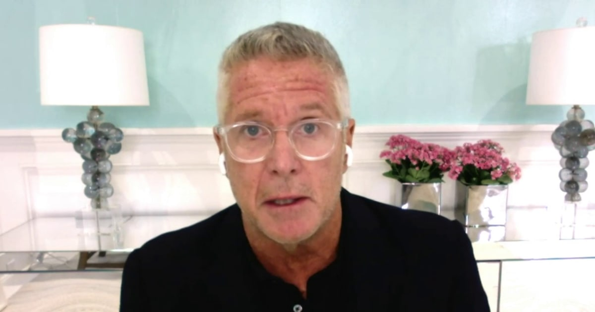 Donny Deutsch thinks we need to credit Trump to get more Republicans vaccinated