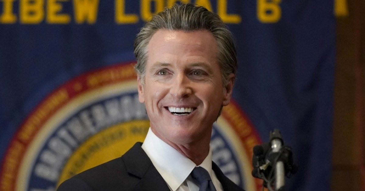 California Gov. Gavin Newsom survives GOP-led recall effort