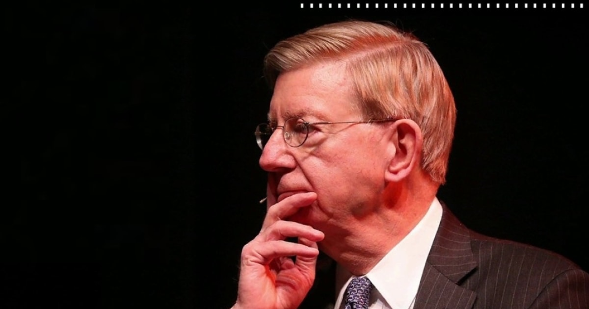 George Will on how Trumpism became Republican dogma