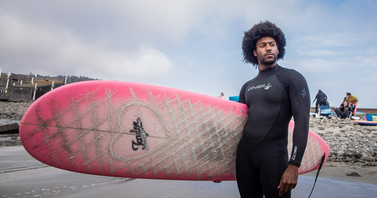 Queer Surf group challenges norms, makes 'magic' in the water