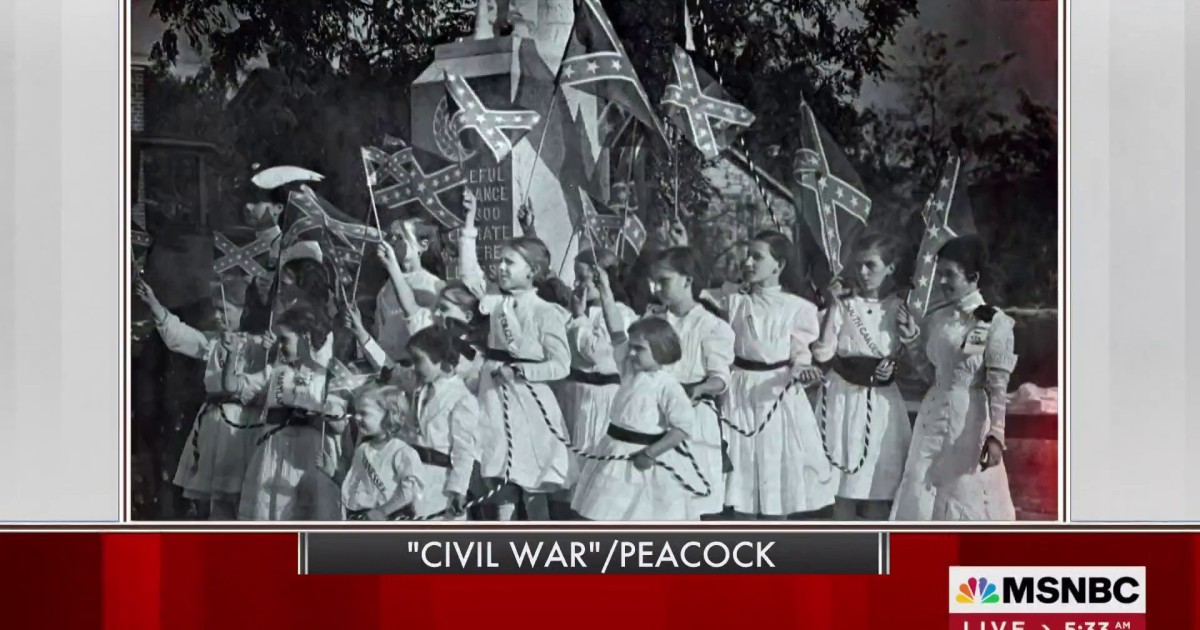 'A point of pain for a lot of Southerners': Doc looks at how Americans frame their Civil War stories