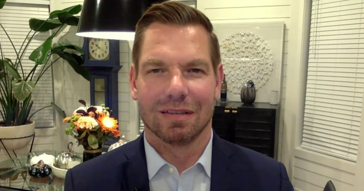Rep. Swalwell: New details show Jan. 6 attack was 'anything but' impromptu rally