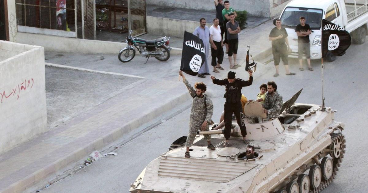 داعش کابوس رقه (مستند)