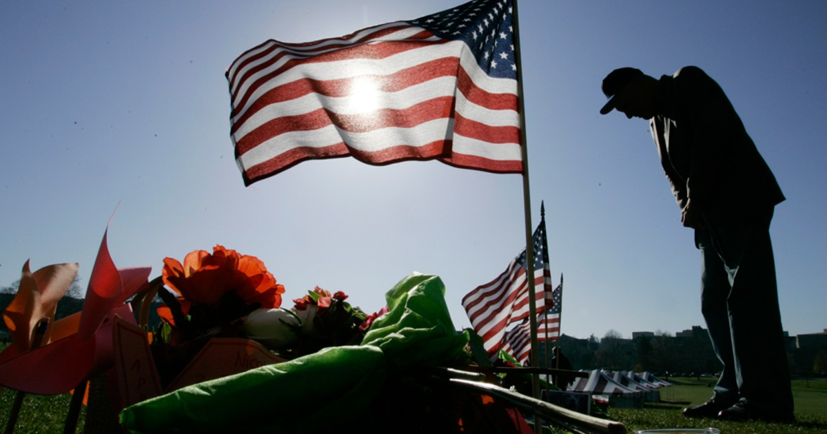 Settlement Reached In Virginia Tech Shootings