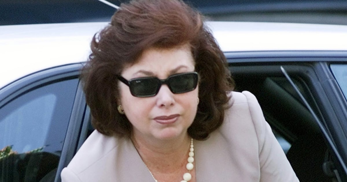 Pinochet's daughter detained at D.C. airport