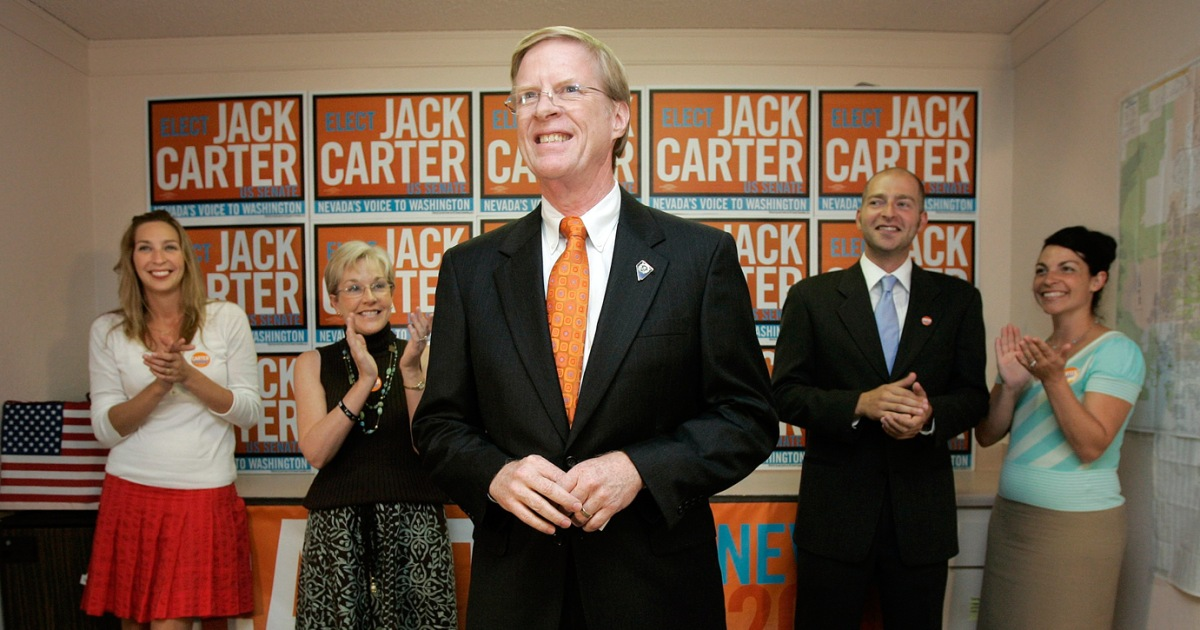 Jimmy Carter S Son Wins Primary
