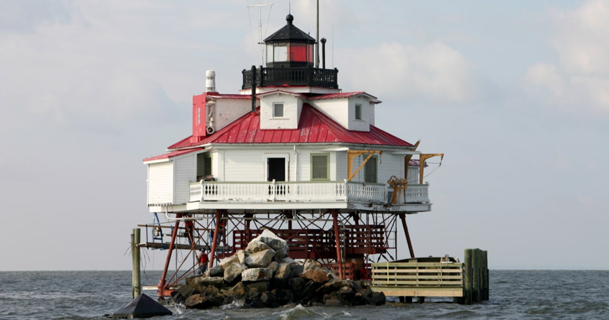 Historic Annapolis Lighthouse Open For Tours