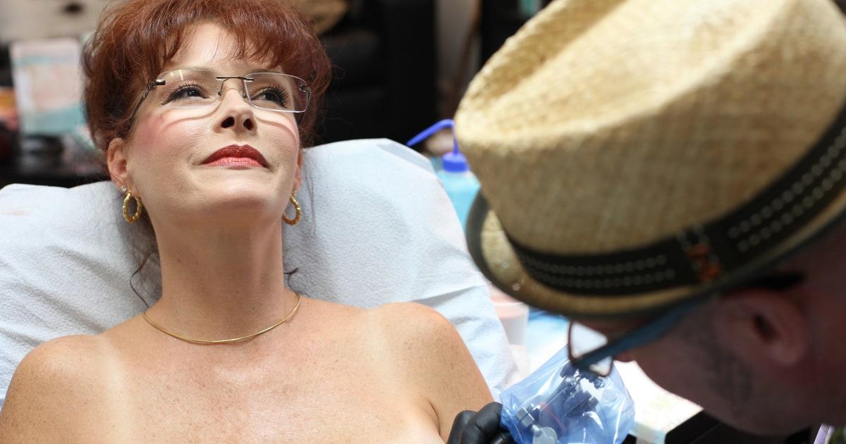 News Women Nipples