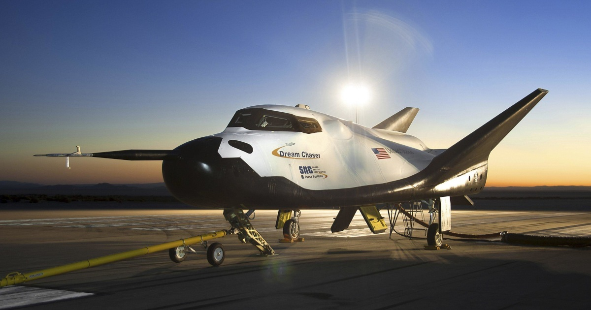 Sierra Nevada Reserves a 2016 Ride to Orbit for Space Plane