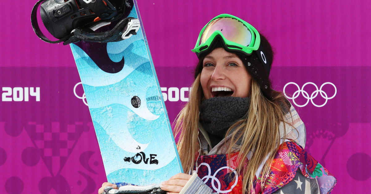 Team USA Sweeps Slopestyle as Jamie Anderson Wins Gold