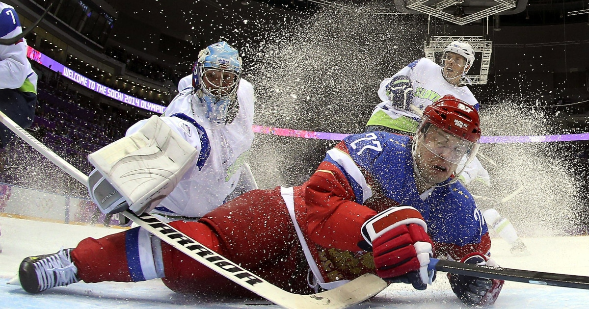 Sochi in Pictures: Highlights From Day Six