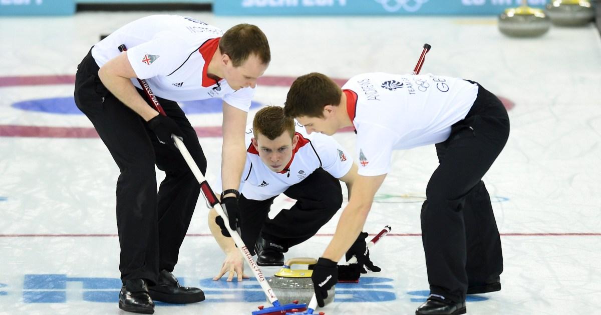U.K. Men's Curling Team Gets Royal Support