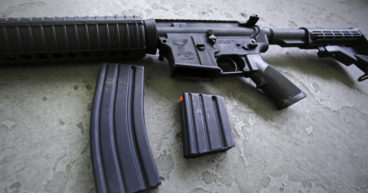 AR-15 Issued to School Police in One Utah District