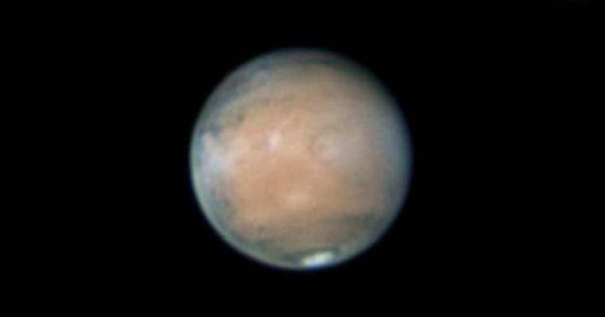 Red Planet Rising: Mars Shines Brighter Than It Has in ...