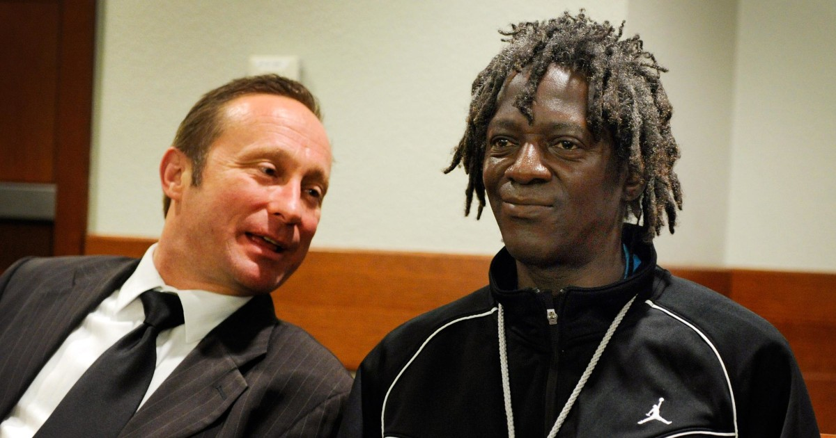 Flavor Flav Takes Plea Deal In Knife Threat Case Involving
