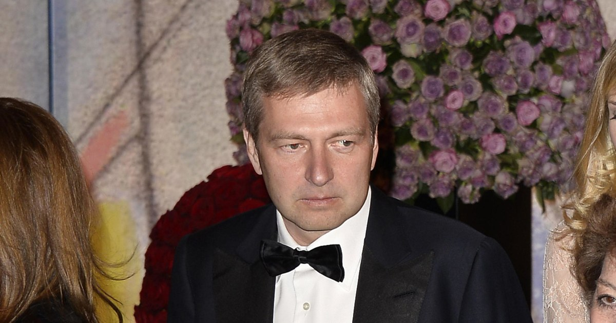 Russian Oligarch Rybolovlev Faces Most Expensive Divorce ...