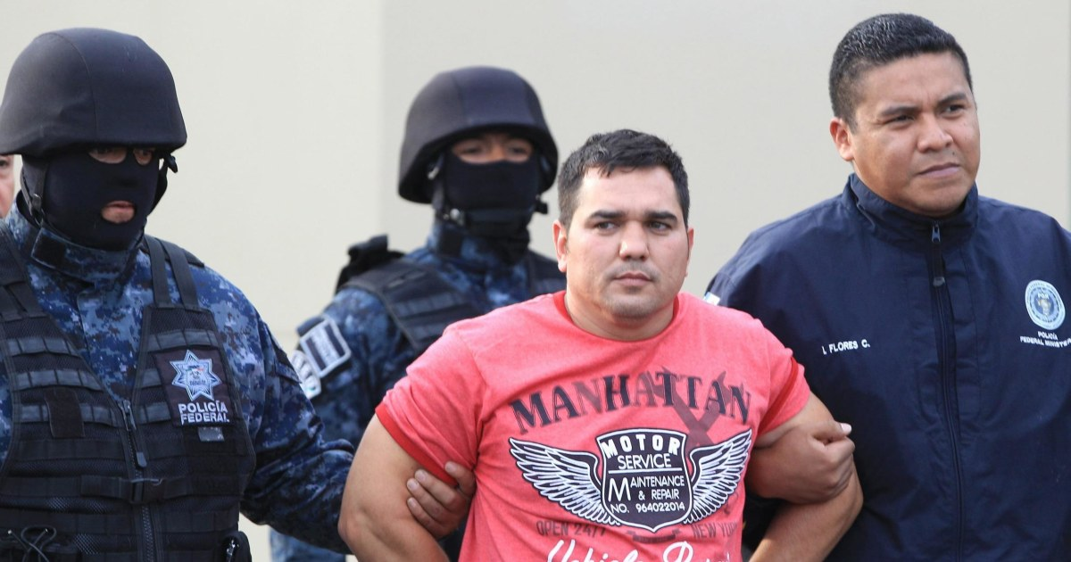 Mexico Captures Gulf Cartel Leader Behind Wave of Violence