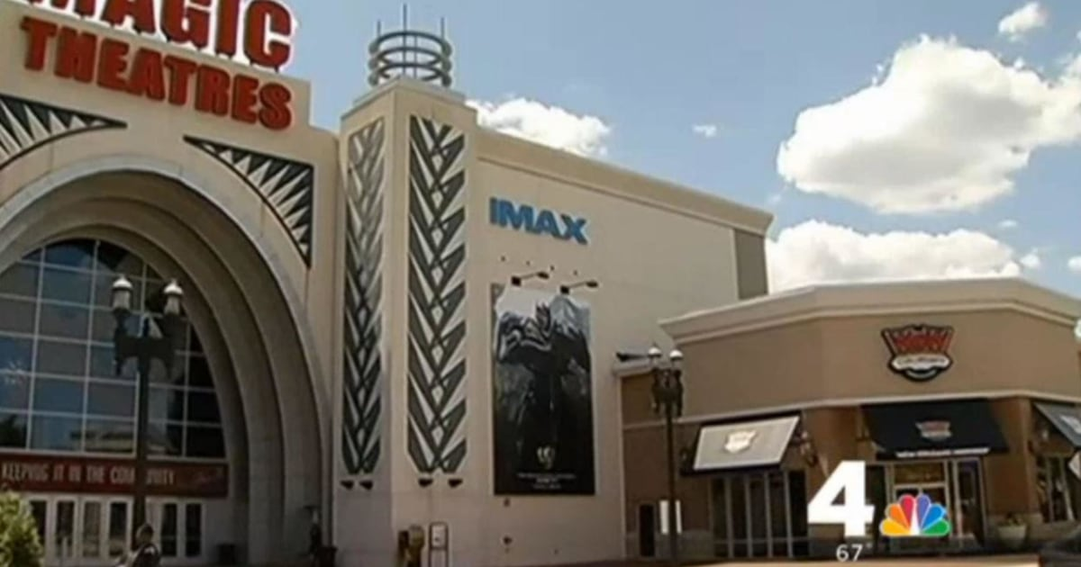 Movie theater calverton maryland