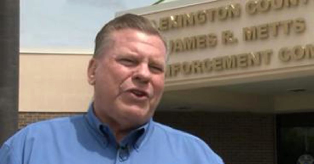 South Carolina's Longest-Serving Sheriff James Metts Indicted