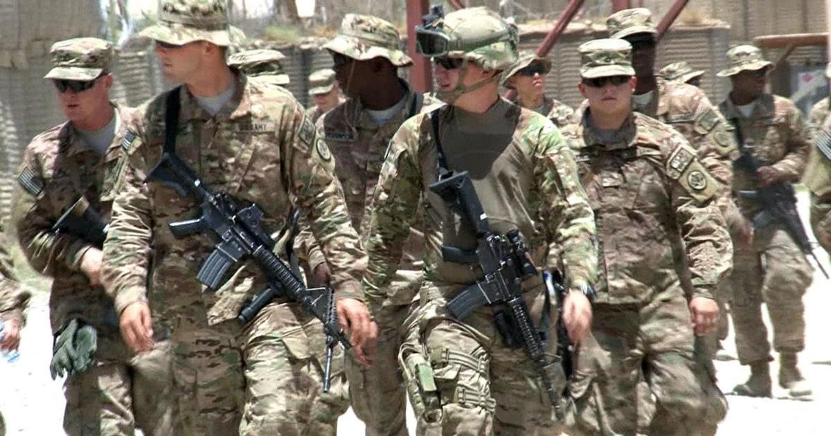 Goodbye, Afghanistan: A U.S. Brigade Prepares to Leave For ...