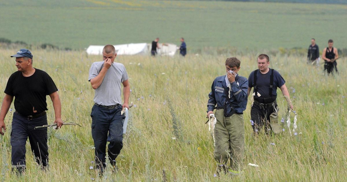 Bodies from MH17 rained on Ukraine village | Stuff.co.nz