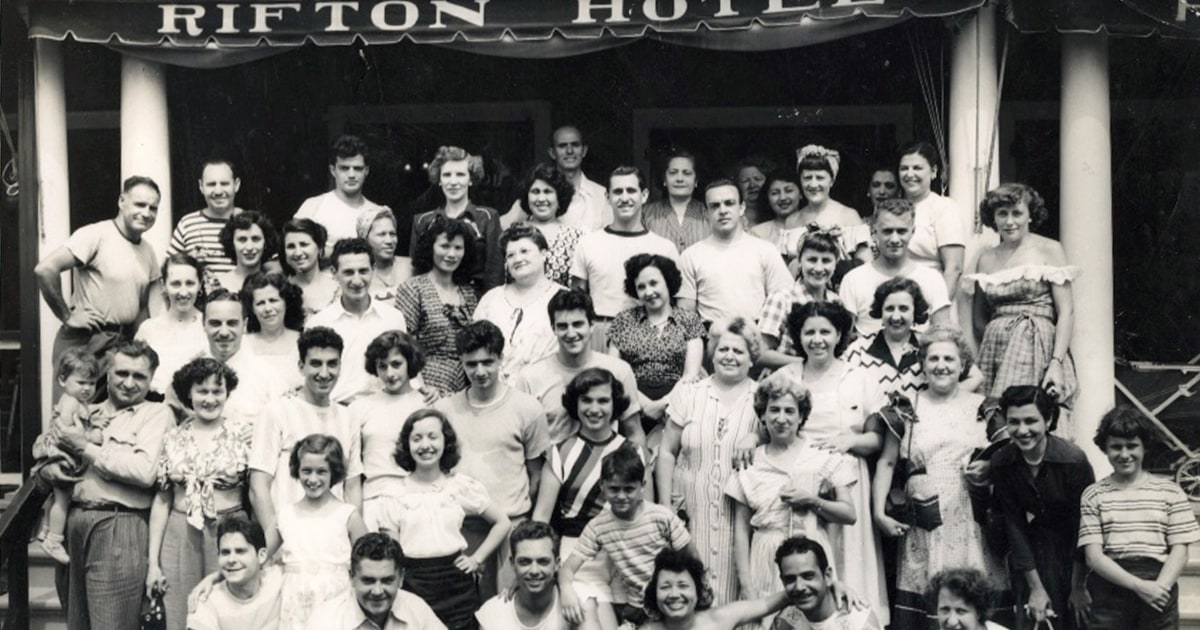 Spanish Resorts In N Y  Catskills? Remembering A Lost Era