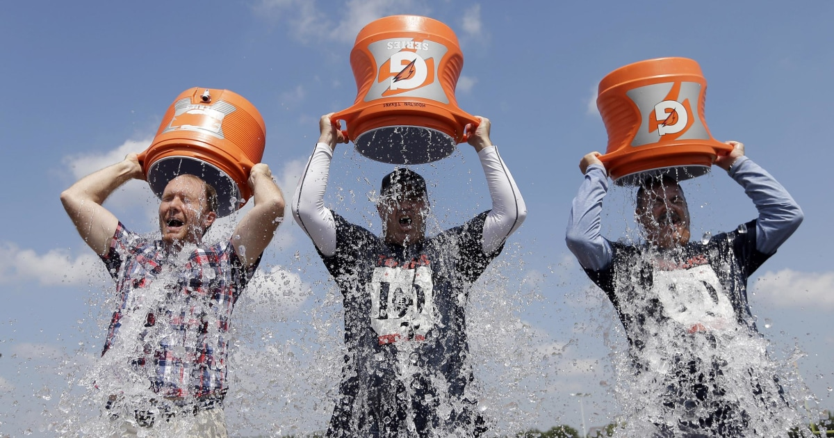 Ice Bucket Challenge: Cash Raised Can't Fill Hole in ALS