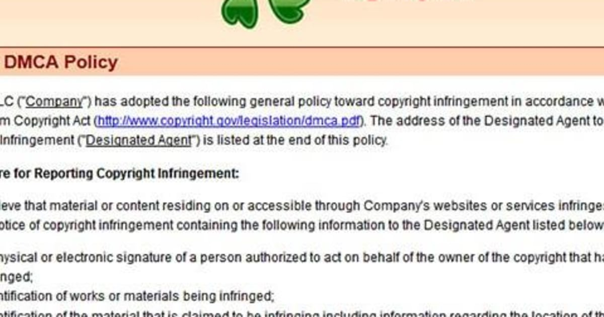 4chan adopts DMCA policy after nude celebrity photo