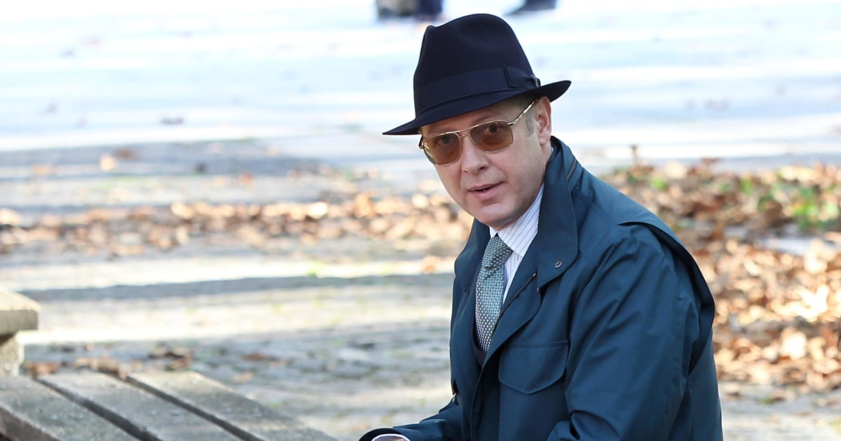 James Spader   Red s Iconic Fedora Was My Idea  1869983e405