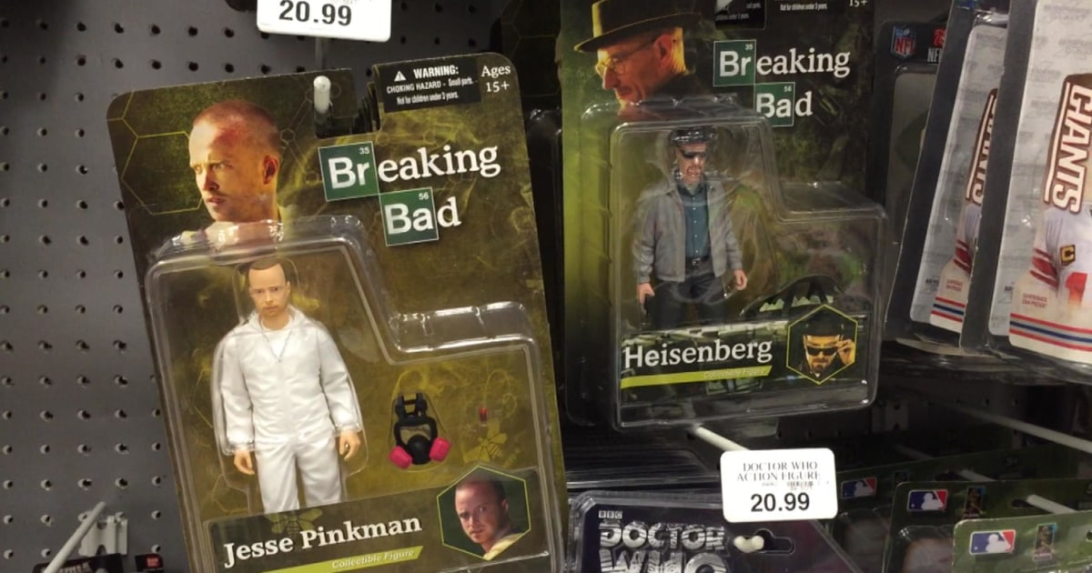 Toys For Poor : Toys r us pulls breaking bad action figures after