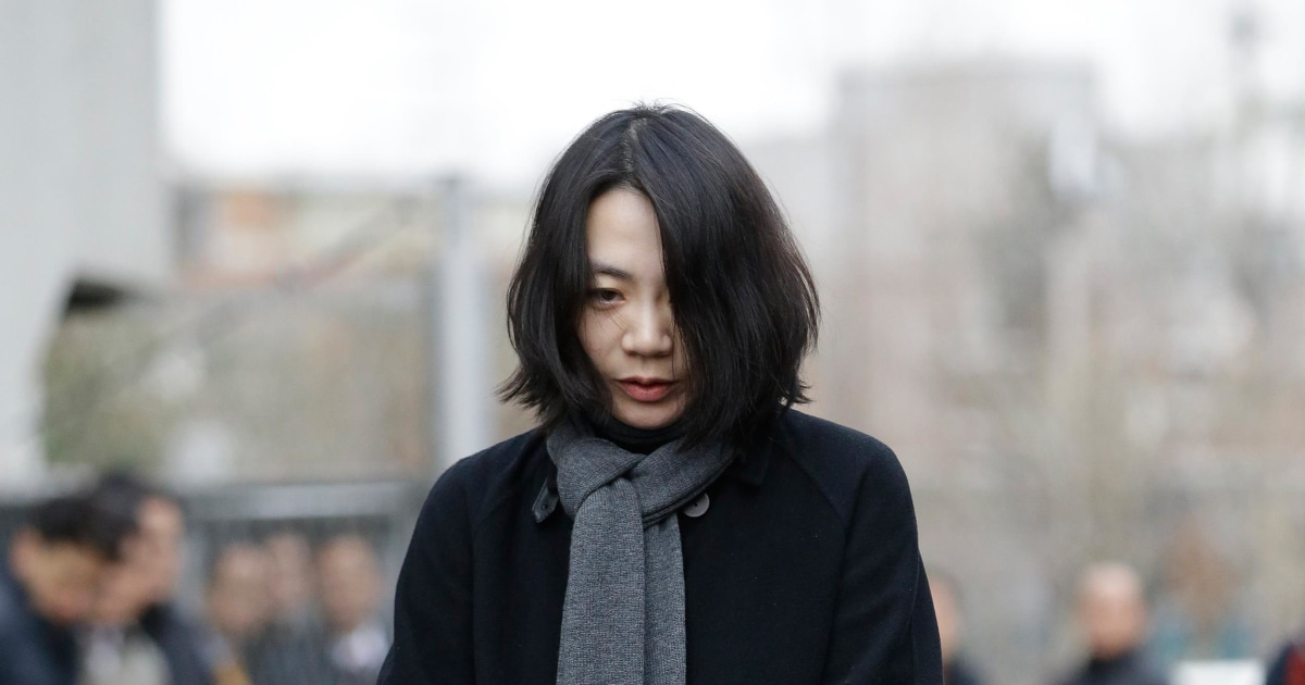 'Nut Rage' Puts Former Korean Air Executive Behind Bars for Year