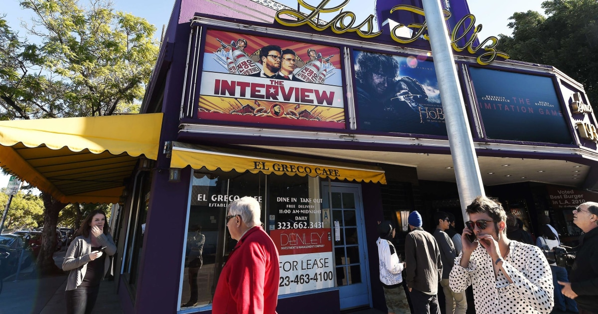 www.nbcnews.com: 'The Interview' Sets Sony's All-Time Record for Online Sales
