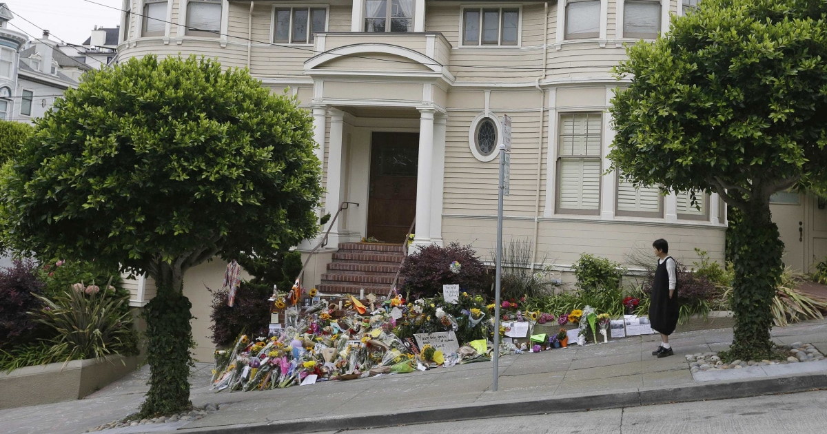 39 mrs doubtfire 39 house targeted by arsonist san francisco. Black Bedroom Furniture Sets. Home Design Ideas