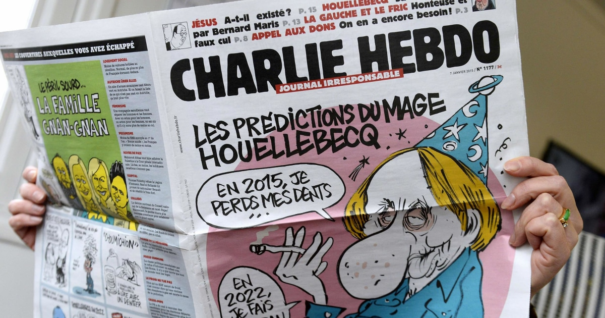 Paris Terror Attack What You Need To Know About Charlie Hebdo