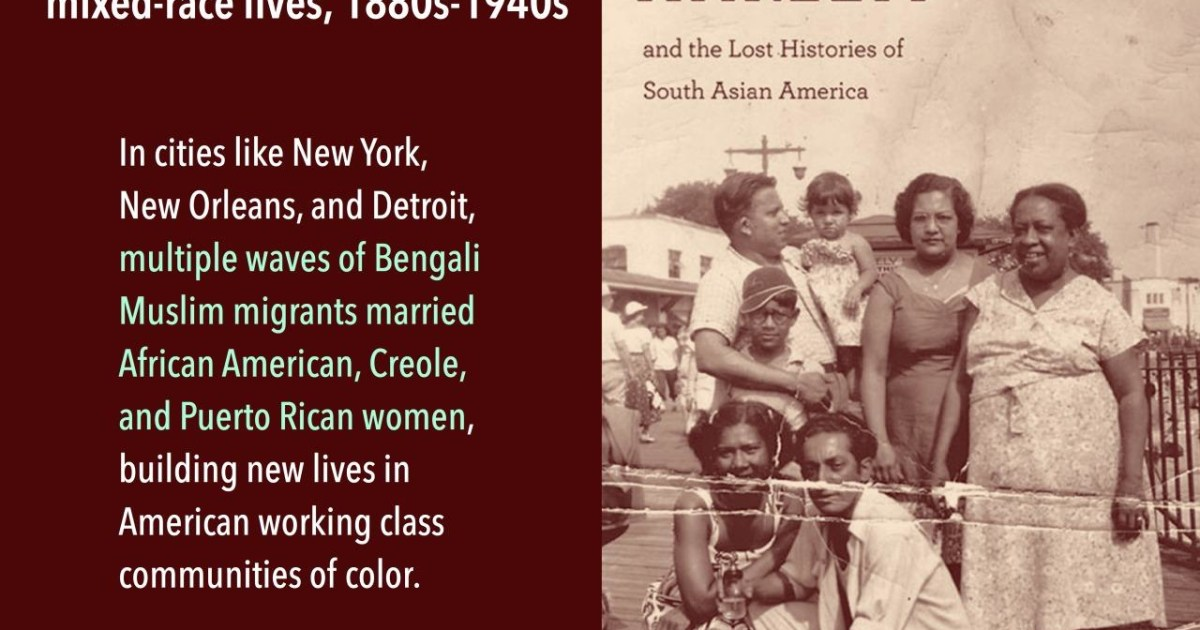 www.nbcnews.com: The Secret History of South Asian & African American Solidarity