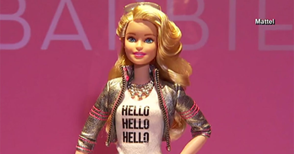 Spies in the Toy Box? Internet-Connected Dolls Record Your Kids