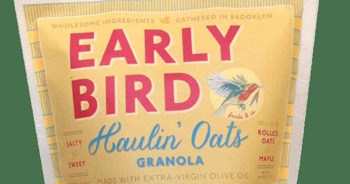 Rockers Hall Oates Sue Haulin Oats Granola Maker