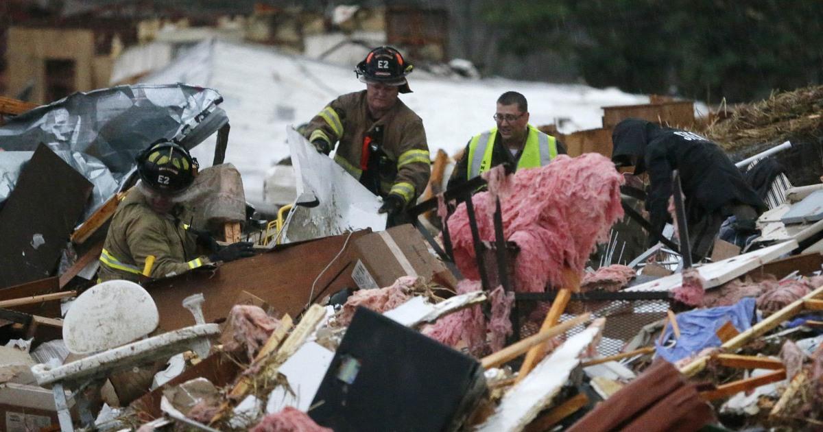 One Killed as Tornadoes Rip Through Tulsa, Oklahoma, Area